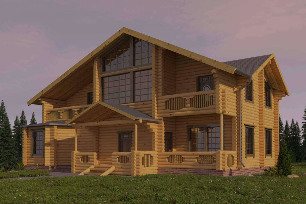 Проект дома «Светлый»