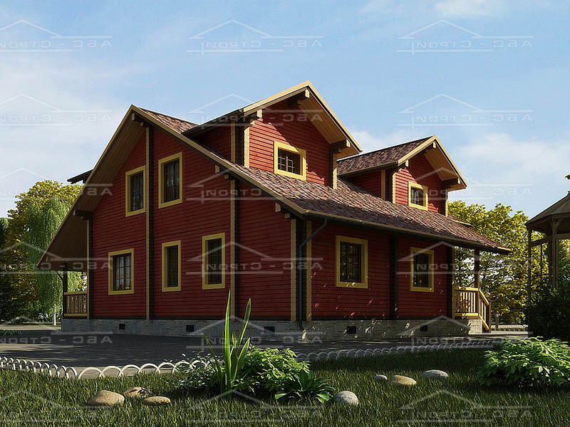 Проект дома «Куопио»