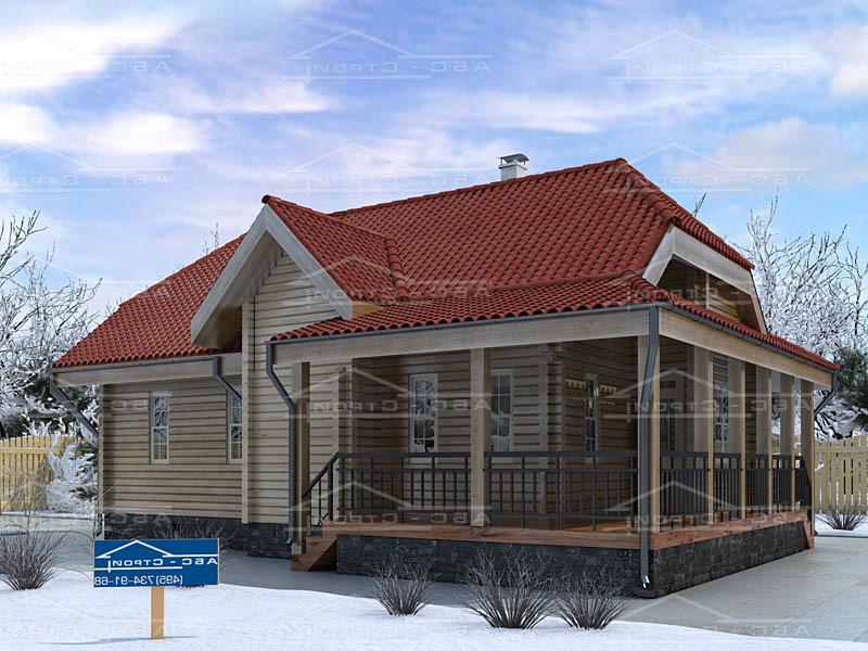 Проект дома «Опалево-М5 (одноэтажный)»