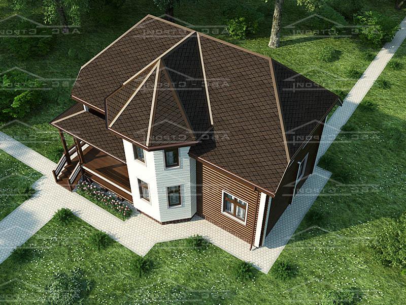 Проект дома «Роби»