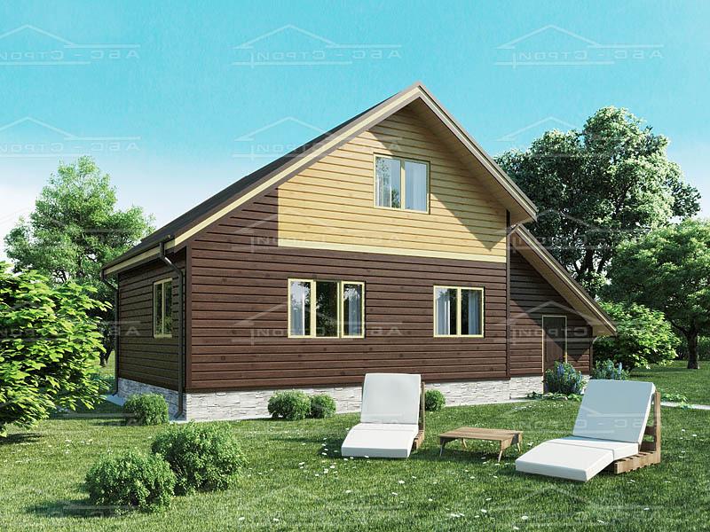 Проект дома «Теодер»