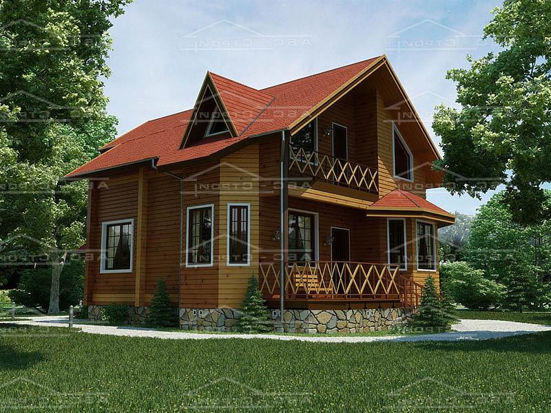 Проект дома «Солнечный»
