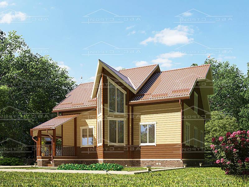Проект дома «Шредер»