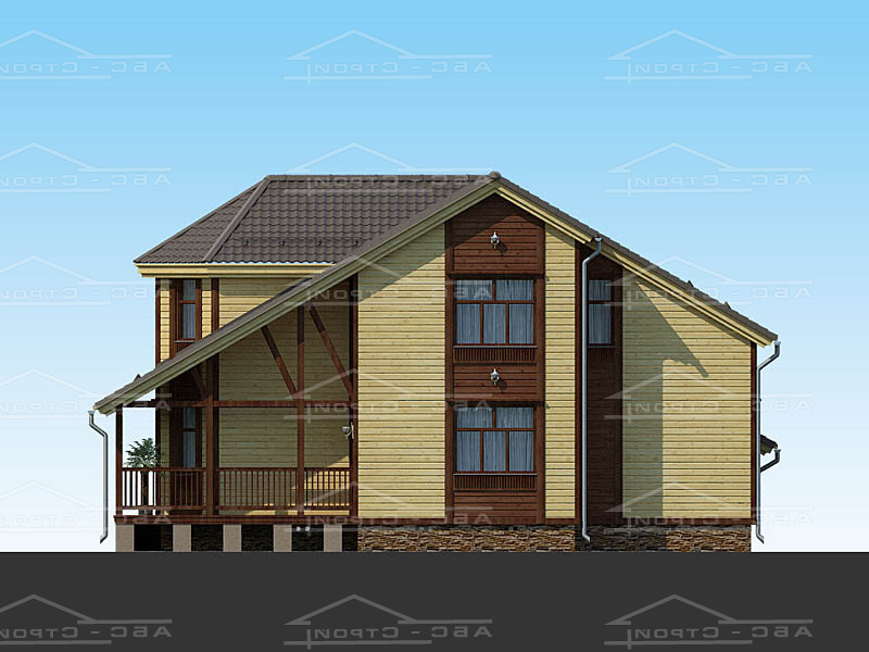 Проект дома «Эдвард»