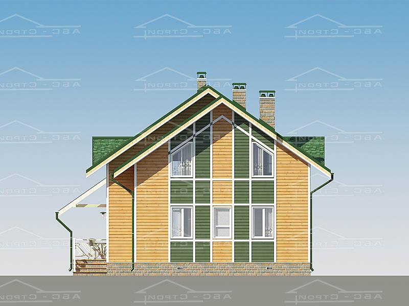 Проект дома «Обухово»